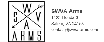 SWVA Arms coupon codes